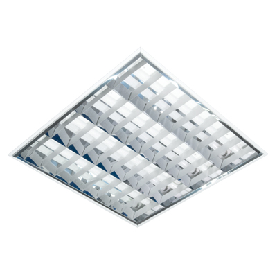 светильник встраиваемый в потолок армстронг ЛВО 4х18 Милано