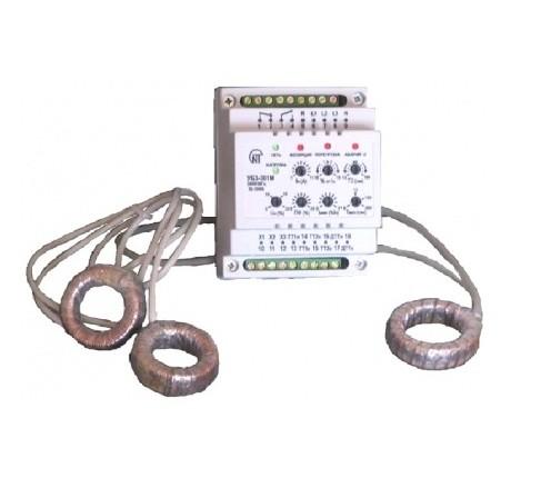 Универсальный блок защиты асинхронных электродвигателей УБЗ-301М 5-50А