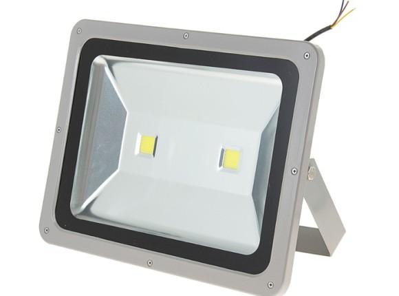 Прожектор светодиодный серия SLIM 200W, IP66, 18000Lm, 6000К БЕЛЫЙ ХОЛОДНЫЙ