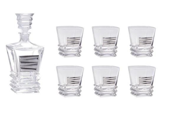 набор бокалов для виски Геометрия