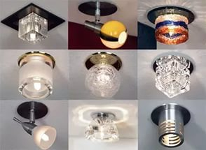 точечные светильники 2 - копия