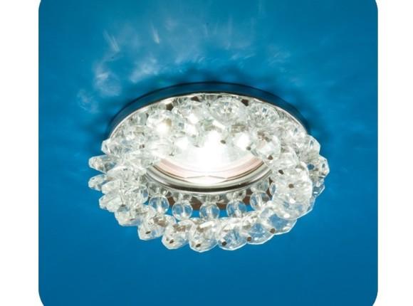 точечный светильник Venecia хром
