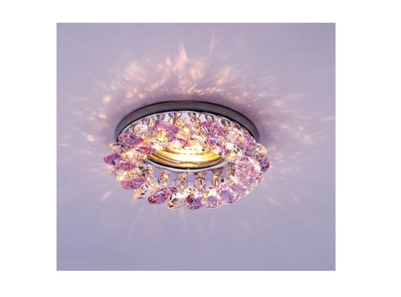 точечный светильник Venecia хром, золото