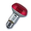 лампа зк красная