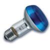 лампа зк синяя